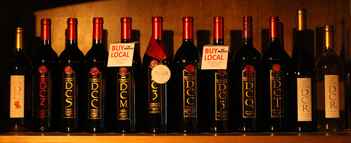 Dynasty Cellars Wines