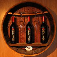 barrel-bottles